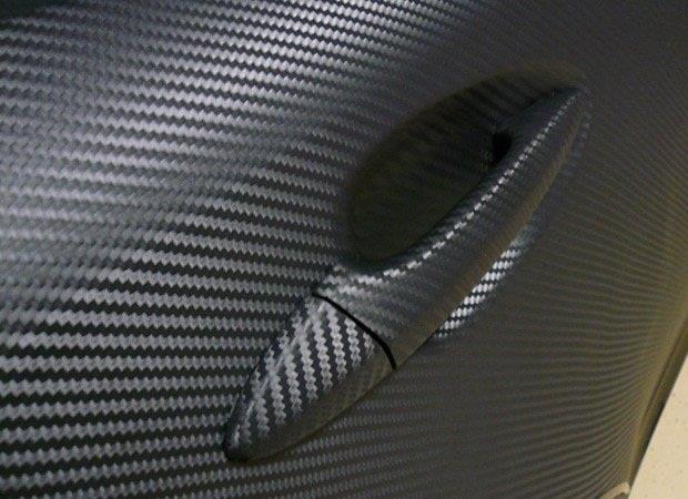 film adhésif carbone 3d