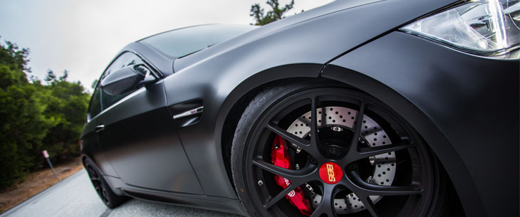 noir mat voiture