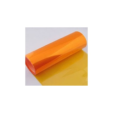 film thermoformable pour feux orange