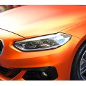 film orange mat chrome