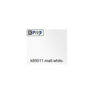 Film Covering Mat KPMF blanc K89011