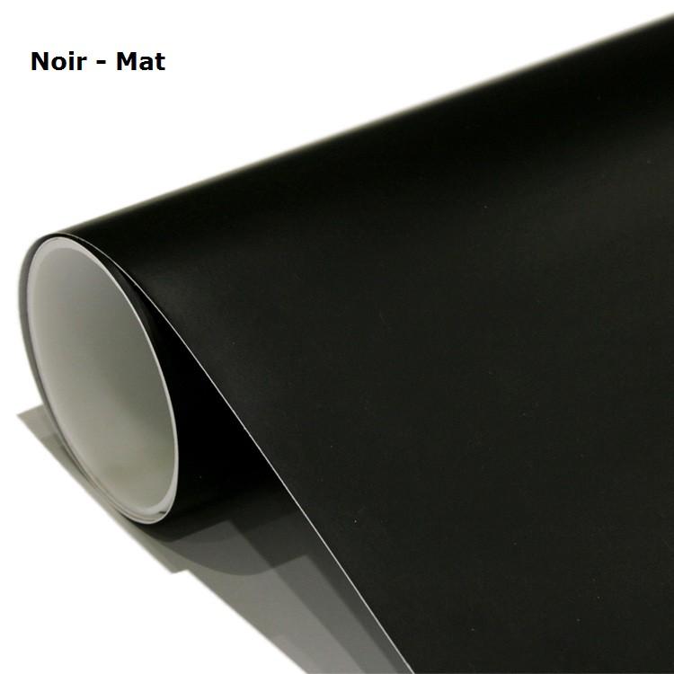 noir -Mat