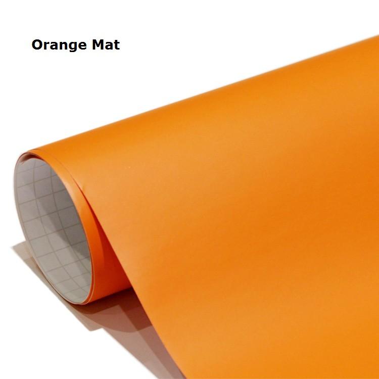 Orange - Mat