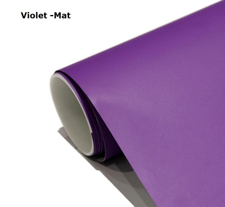 Violet -Mat
